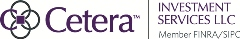 Image Description.  Cetera logo
